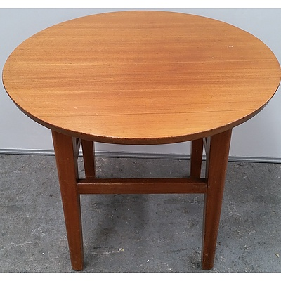 Berick Furniture Round Occasional Table