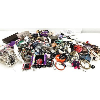 Bulk Lot of Costume Jewellery