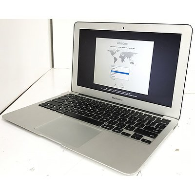 Apple A1370 MacBook Air 11.6 Inch Widescreen Core i5 -2467M 1.6GHz Laptop