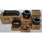 Nikon Photographic Accessories - Lot of Seven