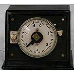 Vintage Bakelite Electric Darkroom Timer