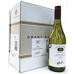 Case of 6x 750ml Bottles 2018 Grant Burge GB15 Pinot Grigio - RRP $65.00