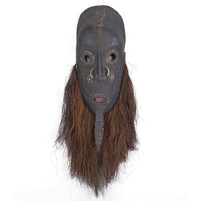 Large House Mask, Papua New Guinea