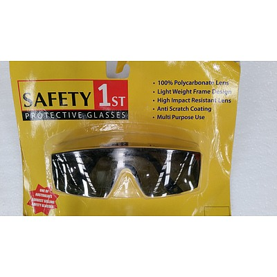 Safety 1st Tinted Lens Safety Glasses - Lot of 50 - New
