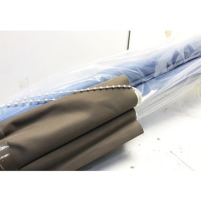 Six Roller Blinds - RRP Over $200 - Brand New