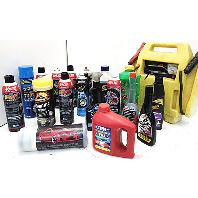 Car Care Products & Accessories