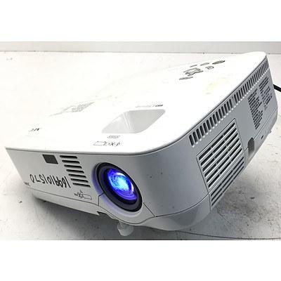 NEC NP510W WXGA 3LCD Projector