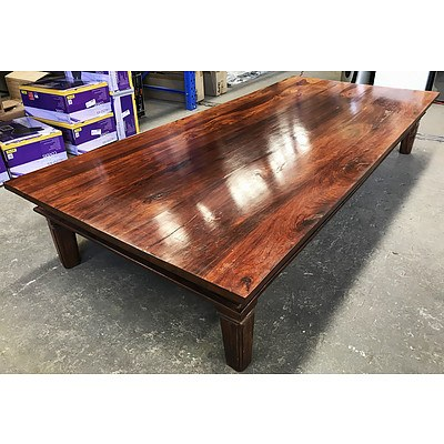 Substantial Coffee Table