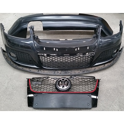 VW Golf GTI MK 5 Body Kit (fits years 2003-2009)