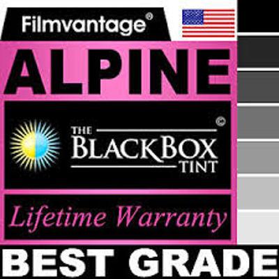 Roll Filmvantage Blackbox Window Tint