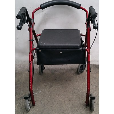 Care Quip Mobility Roller Walker