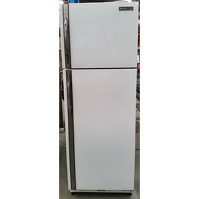 Sanyo 480 Litre Upright Fridge/Freezer