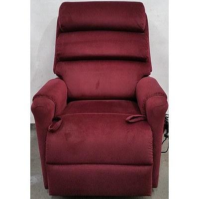 Topform Electric Recliner Lift Chair