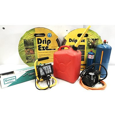Tools, Hardware & Outdoor Items
