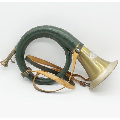 Hurst Pless Brass Bugle