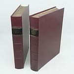 Two Volumes of H. C. Andersen. Eventyr Og Hostorier. Gyldendals forlagstrykkeri, Copenhagen, Denmark 1930