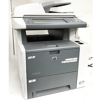 Hp LaserJet M3035xs MFP Black & White Laser Printer