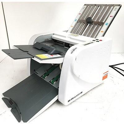 Fuji Xerox Ideal 8305 Paper Folding Machine
