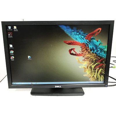 Dell P2210t 22 Inch Widescreen LCD Monitor
