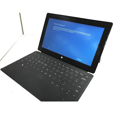 Microsoft Surface Pro 2 10.6 inch Core i5 -4200U 1.6GHz 2-in-1 Laptop