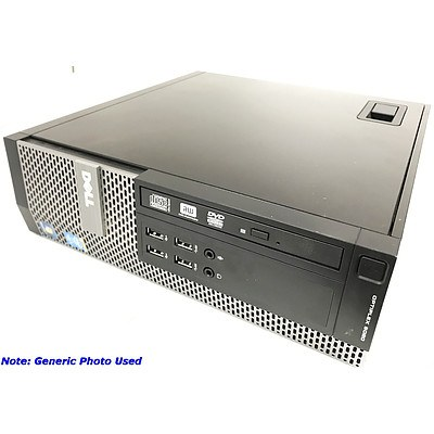 Dell Optiplex 9020 SFF Core i5 -4570 3.2GHz Computer