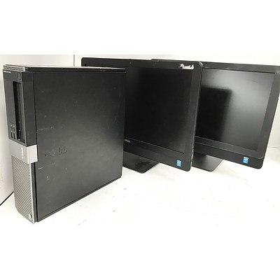 Dell i5 Computers - Lot of 3