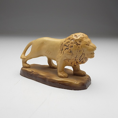Vintage English Sylvac Ceramic Lion