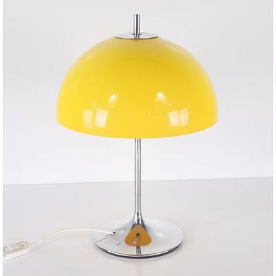 Verner Panton Style Table Lamp