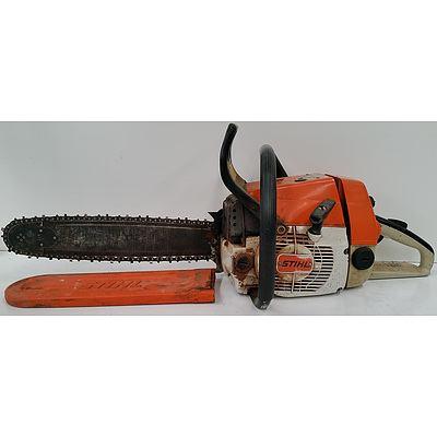 Stihl Farm Boss Petrol Chain Saw