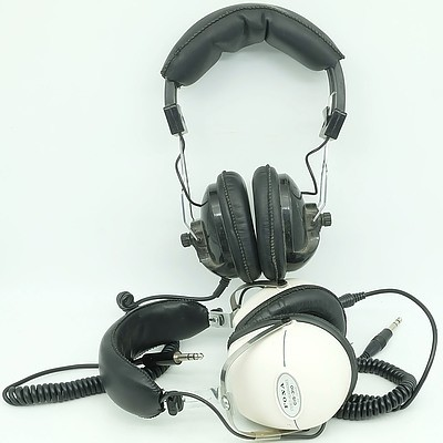 Koka ST-24 Headphones and Fona CIS-310 Headphones