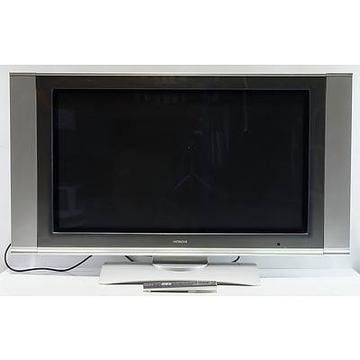 Hitachi 37 Inch TV