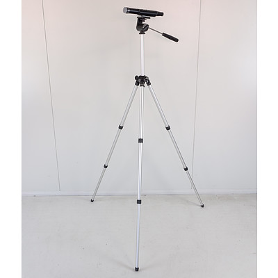 Daiwa Tripod And Vista Telescope