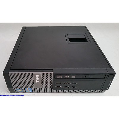 Dell OptiPlex 990 Core i7 (2600) 3 40GHz Small Form Factor Computer