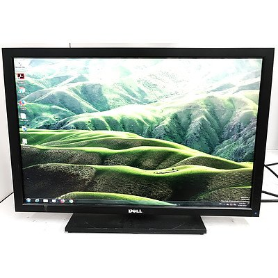 Dell U2410f 24 Inch Widescreen LCD Monitor