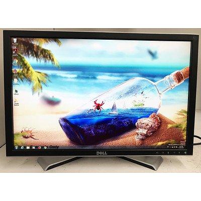 Dell 2408WFPb 24 Inch Widescreen LCD Monitor