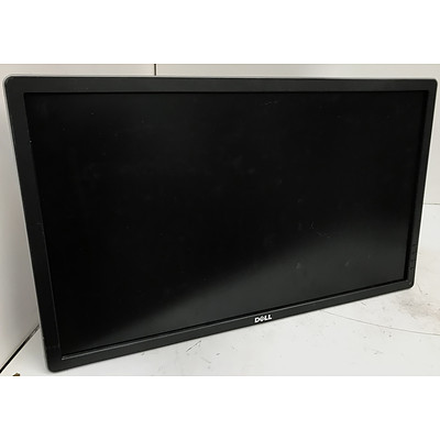 Dell & Samsung 19 - 27 inch LCD Monitors - Lot of 23