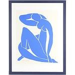 Henri Matisse (1869 - 1954) Nu Bleu II 1952 Silkscreen Print