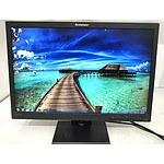 Lenovo L2250pwD 21 Inch Widescreen LCD Monitor