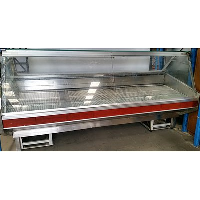 Commercial Refrigerated Display Unit