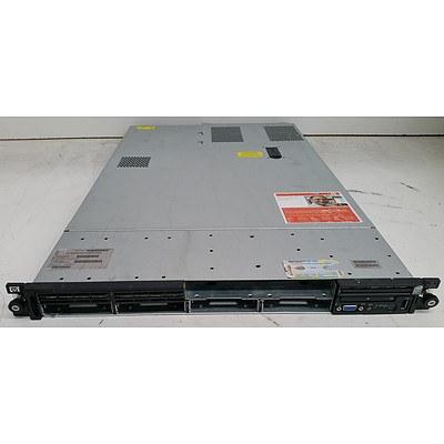 HP ProLiant DL360 G6 Quad-Core Xeon (E5530) 2.40GHz 1 RU Server