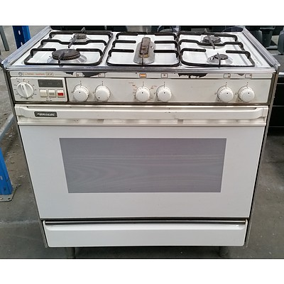 Furolec Gas Oven & Stove Top