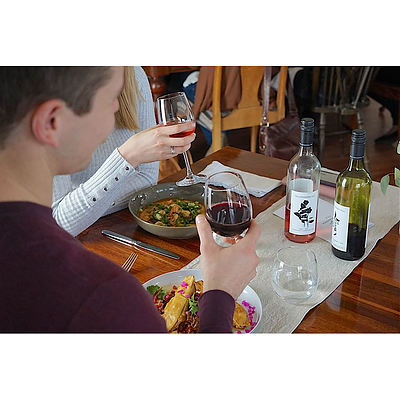 Exquisite 3-Course Lunch - For 4 People - Tallagandra Hill Vineyard