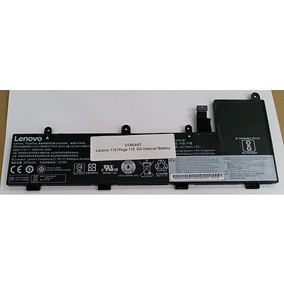 Lenovo ThinkPad 11e Replacement Li-ion Battery - Lot of Five RRP over $1,000