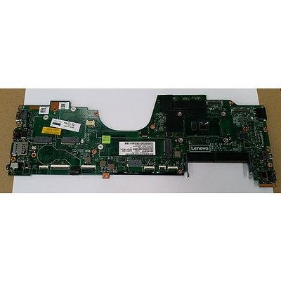 Lenovo (AIZS1 LA-C581P) ThinkPad Yoga 260 Core i5 CPU Mainboard - Lot of 5 RRP: $700