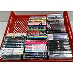 Assorted DVD's of Television Series and Movies - Lot of 80