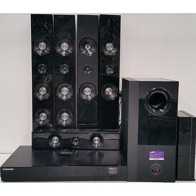 Samsung Surround Sound Speaker System