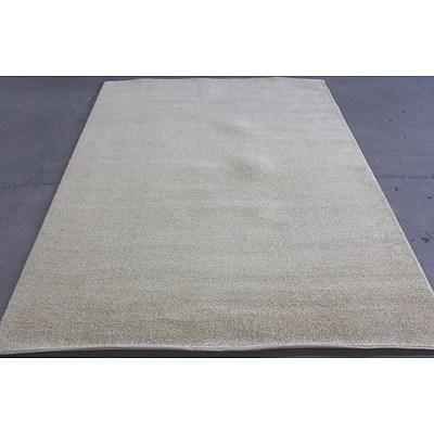 Beige Floor Carpet