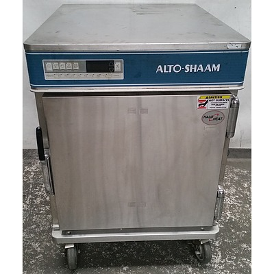 Alto-Shaam Mobile Commercial Stainless Steel Cook and Hold Oven