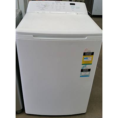 Simpson 9.5KG Ezi Set Washing Machine