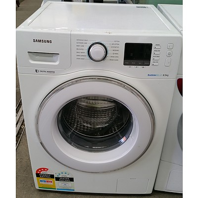 Samsung Digital Inverter Bubblewash 8.5KG Washing Machine
